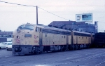 Milwaukee Road 99C at the Depot